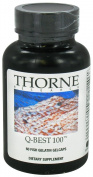 Thorne Research - Q-Best 100 mg. - 60 Gelcaps