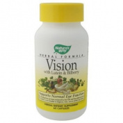 Natures Way Vision Formula, 60 Caps