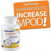 EyePromise Zeaxanthin Eye Vitamin - Protect and Improve Macular Health, Mitigate Key Macular Degeneration Risk Factor