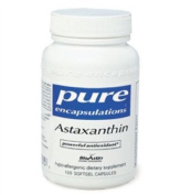 Pure Encapsulations - Astaxanthin 120 Softgels