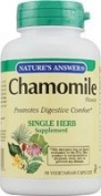 Nature's Answer Chamomile Flower
