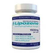 Lipozene Diet Pills - Maximum Strength Fat Loss Formula - 1500mg , 30 Capsules