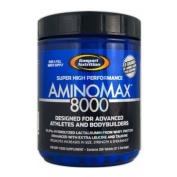Gaspari Nutrition AminoMax 8000 Size, Strength and Endurance Tablets - Tub of 325