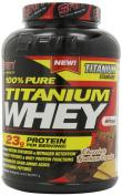 San 100% Pure Titanium Whey Diet Supplement, Chocolate Graham Cracker, 2.3kg