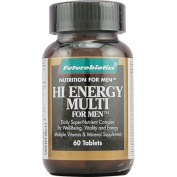Futurebiotics Hi Energy Multi for Men, 60 Tabs