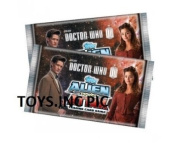 Doctor Who Alien Attax Trading Card Collection - Booster Pack