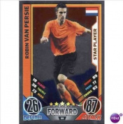 Match Attax Euro 2012 Robin Van Persie Holland Star Player