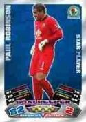 Match Attax Paul Robinson 11/12 Blackburn 2011/2012 Star Player