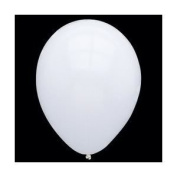 Elegant Looking White Latex Balloons (2 dozen) - Great For Parties and Other Festive Occassions Toy / Game / Play / Child / Kid