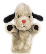 The Sooty Show Hand Puppet Sweep