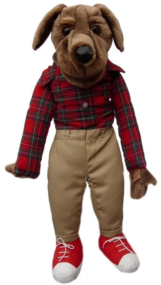 Puppet Dog Reggie 26