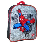 Trade Mark Collections Spiderman Comic Backpack School Bag