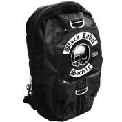 Official Back Pack Rucksack Bag BLACK LABEL SOCIETY School Skull Logo