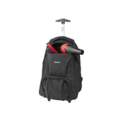 SIBEL Backpack with wheels & telescopic handle