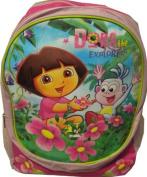 Dora the Explorer - Dora and Boots Large Pink Backpack
