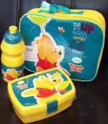 Disney Winnie The Pooh Children's Lunch Bag Set - Bag Lunch Box Sports Bottle