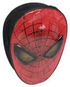 Trademark Collection Spiderman Movie Red Shaped Backpack