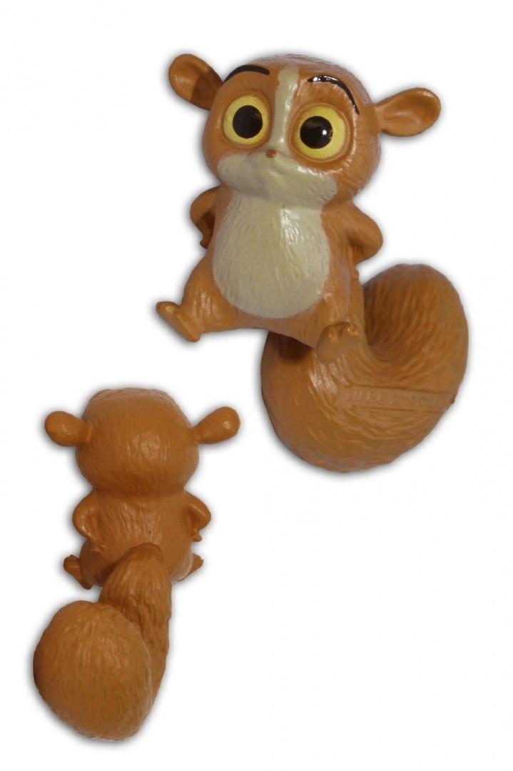 Mort 1 5'' Figure Toy Little mouse lemur The Penguins of