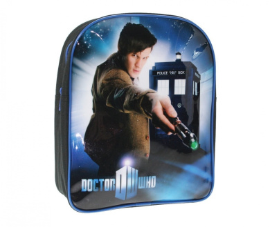 Trade Mark Collections Dr Who 2010 Plain Backpack