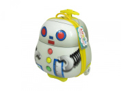 "Childs' ""Robot"" Pull along Travel case/Rucksack by LUGGO"