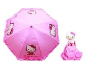 Pink Hello Kitty Kids Umbrella - Hello Kitty Umbrella