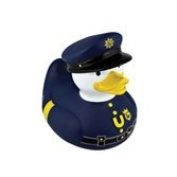 Bud Mini Duck Cop