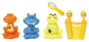 Lexibook Yayé My Bath-Time Friends IT017 Bath Toy Set