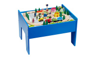 Wooden Toys Train Table Set