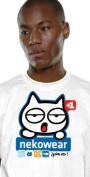 Nekowear - Nekobook T-Shirt Tee Gr. M by Nekowear Original & Licenced includes.