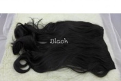 2013 New Two Tone One Piece Long Curl/curly/wavy Synthetic Thick Hair Extensions Clip-on Hairpieces 5 Colours