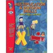 On The Mark Press OTM1132 Multiplication & Division Drills 4-6