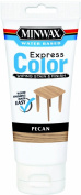 Minwax Express Colour Wiping Wood Stain And Finish-PECAN WIPING STAIN