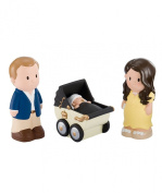 Early Learning Centre - HappyLand Royal Baby Toy Set