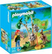 Playmobil 4854 Koala Bears and Kangaroo