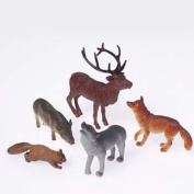 US Toy Company 2482 Woodland Anmals