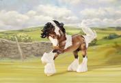 Breyer 1:9 Traditional Series Gypsy Vanner Horse Model