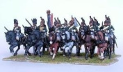PMFN130 Perry Miniatures 28mm - Napoleonic French Dragoons 1812-1815