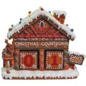 Gingerbread House Christmas Advent Calendar