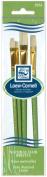 Loew Cornell 2034 Brush Set, Natural Hair, Bristle