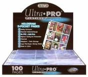 9 Pocket Pages - Ultra Pro Platinum