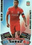 Match Attax 2011/2012 Glen Johnson 11/12 Limited Edition Card