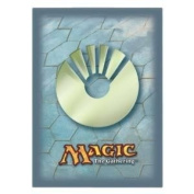 Fantastic Ultra Pro The Magic The Gathering (MTG) Mirrodin Symbol Deck Protectors (80 Sleeves) Toy / Game / Play / Child / Kid