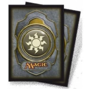 Wonderful Ultra Pro The Magic The Gathering (MTG) Mana Deck Protectors - WHITE (80 Sleeves) Toy / Game / Play / Child / Kid