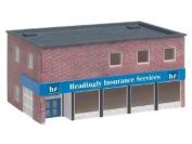 Hornby 00 Gauge Headingly Insurance Office Model