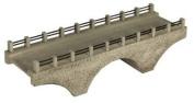 Hornby 00 Gauge Rail Over River Bridge Model
