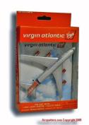 "Real Toys VAA6264 Virgin Boeing 1900cm Toy Plane"" Diecast Model"