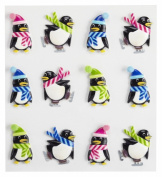 Jolees 121321 Jolees Cabochons-Holiday Penguins