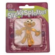 Mini Sticky Splatter Orange Man