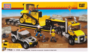 Mega Bloks Hometown CAT Heavy-Duty Transport