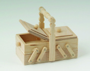 Dolls Houses - Accessories - Sewing Box - D1039